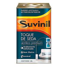 Tinta Acrílica Acetinada – Toque de Seda 18L