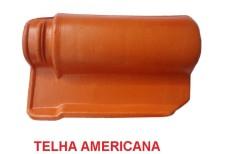 Telha Americana Simonassi