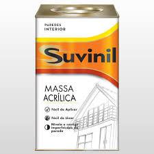 Massa Acrílica Suvinil 18L