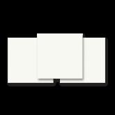 Porcelanato Atlantis Bianco 45×45 ELIANE – R$26,90